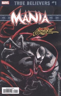 True Believers Absolute Carnage Mania (2019) #1