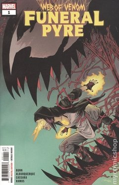 Web of Venom Funeral Pyre (2019 Marvel) #1A
