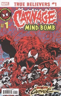 True Believers Absolute Carnage Mind Bomb (2019) #1
