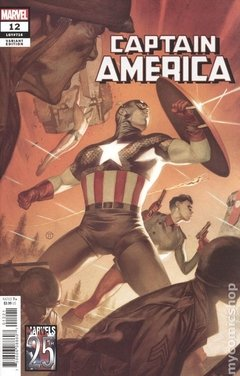 Captain America (2018 9th Series) #12B
