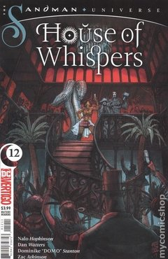 House of Whispers (2018 DC/Vertigo) #12