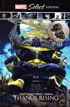 Thanos Rising HC (2019 Marvel) Marvel Select Edition #1-1ST