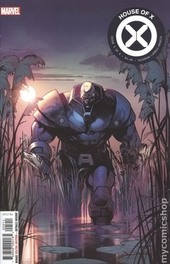 House of X (2019 Marvel) #5A