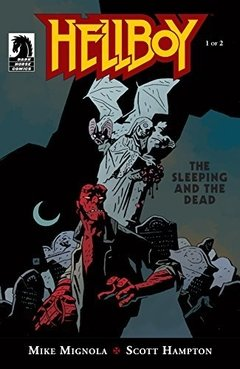 Hellboy: The Sleeping and the Dead 1-2