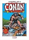 The Marvel Art of Conan the Barbarian Hardcover