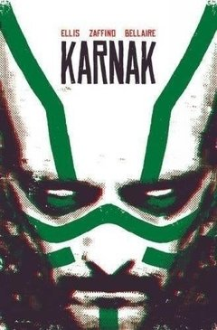 Karnak: The Flaw in All Things Paperback