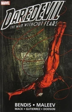 Daredevil TPB (2010-2012 Marvel) Ultimate Collection By Bendis and Maleev #1-1ST