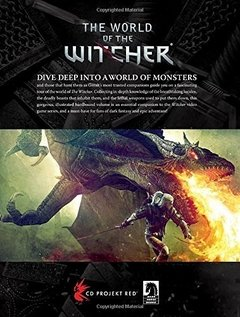 The World of the Witcher: Video Game Compendium - comprar online