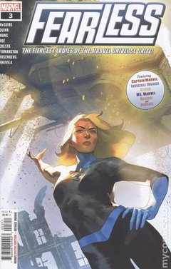 Fearless (2019 Marvel) #3A