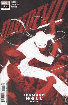 Daredevil (2019 7th Series) #12A