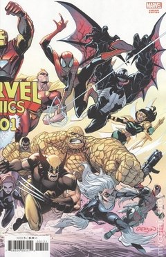 Marvel Comics (2019) #1001C