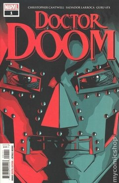 Doctor Doom (2019 Marvel) #1A