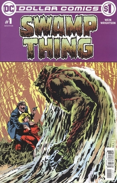 Dollar Comics Swamp Thing (2019 DC) #1