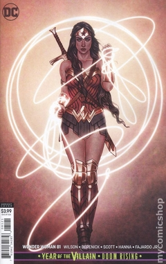 Wonder Woman (2016 5th Series) #81B