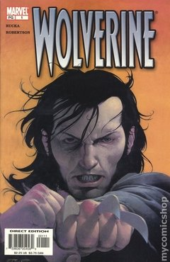 Wolverine (2003 2nd Series) #1