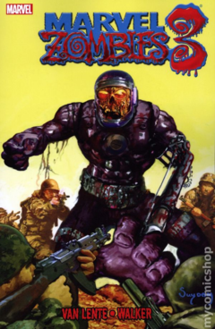 Marvel Zombies 3 TPB (2019 Marvel) 2nd Edition #1-1ST