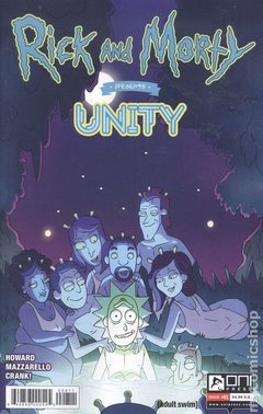 Rick and Morty Presents Unity (2019 Oni) #1A
