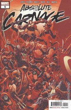 Absolute Carnage (2019 Marvel) #5A
