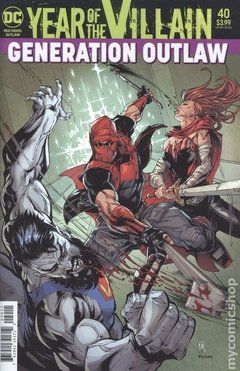 Red Hood Outlaw (2018 DC) #40A