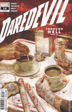 Daredevil (2019 7th Series) #14A