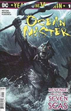 Ocean Master Year of the Villain (2019 DC) #1