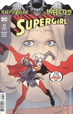 Supergirl (2016) #37A