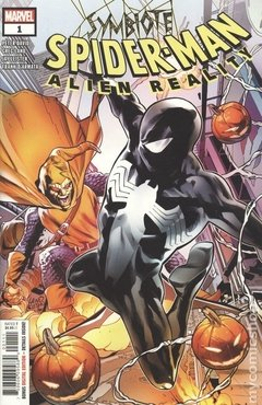Symbiote Spider-Man Alien Reality (2019 Marvel) #1A