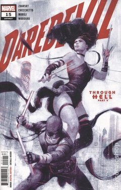 Daredevil (2019 7th Series) #15A