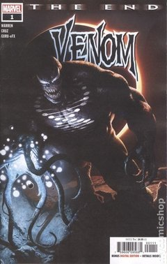 Venom the End (2020 Marvel) #1A
