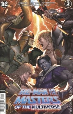 He-Man and the Masters of the Multiverse (2019 DC) #3