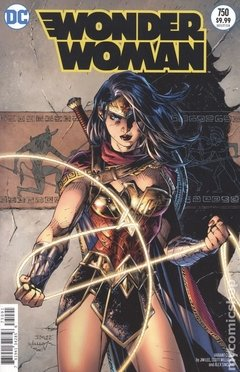 Wonder Woman (2016 5th Series) #750I