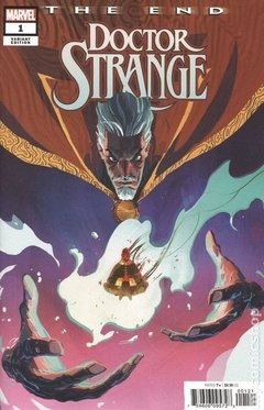 Doctor Strange the End (2020 Marvel) #1B