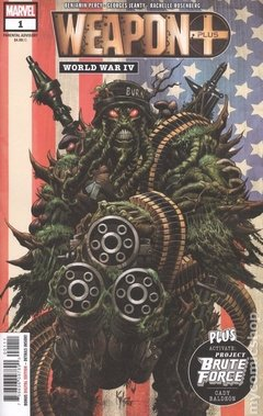 Weapon Plus World War IV (2020 Marvel) #1A