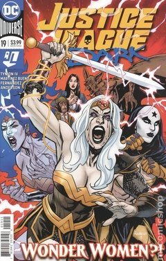 Justice League Dark (2018) #19A
