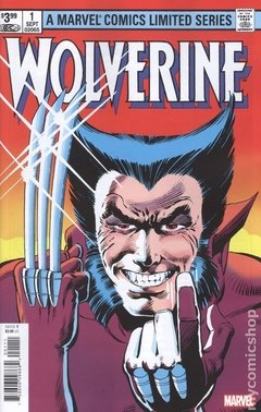 Wolverine Claremont and Miller Facsimile Edition (2020 Marvel) #1
