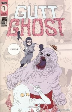 Gutt Ghost Seek Out Sensation (2019) #0
