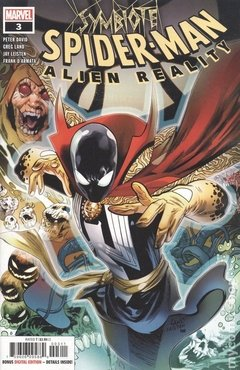 Symbiote Spider-Man Alien Reality (2019 Marvel) #3A
