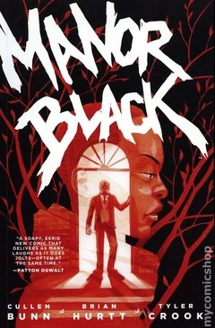 Manor Black TPB (2020 Dark Horse) #1-1ST