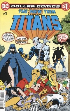 Dollar Comics the New Teen Titans (2020 DC) #2
