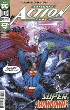 Action Comics (2016 3rd Series) #1020A