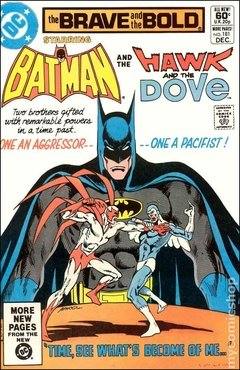 Brave and the Bold (1955 1st Series DC) #181