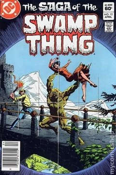 Swamp Thing (1982 2nd Series) #12