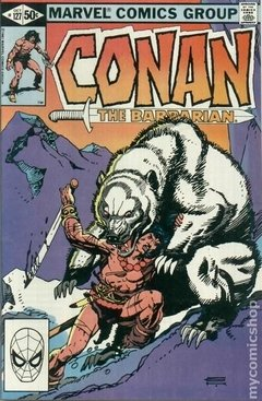 Conan the Barbarian (1970 Marvel) #127