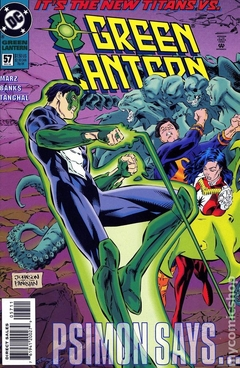 Green Lantern (1990-2004 2nd Series) #57