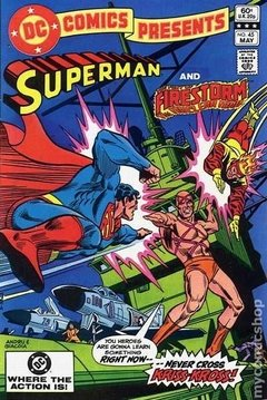 DC Comics Presents (1978 DC) #45