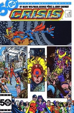 Crisis on Infinite Earths (1985) #11