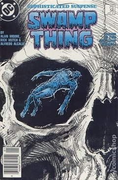 Swamp Thing (1982 2nd Series) #56