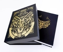 Dungeons & Dragons Art & Arcana [Special Edition, Boxed Book & Ephemera Set]: A Visual History Hardcover - comprar online