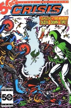 Crisis on Infinite Earths (1985) #10