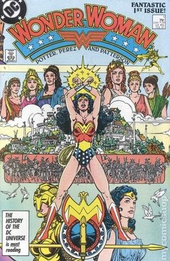 Wonder Woman (1987 2nd Series) #1 a 8